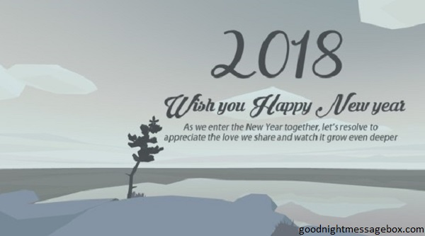happy new year 2018 wishes for whatsapp
