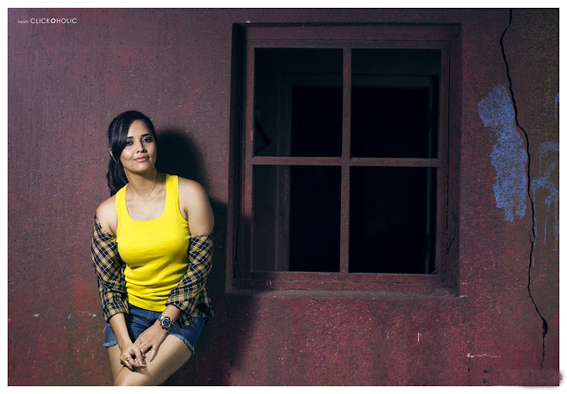 Actress Anasuya Latest Photoshoot