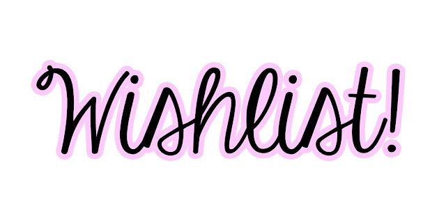 Kosmetyczne WISHLIST