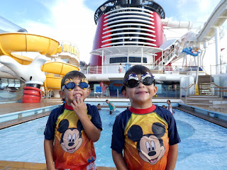 Disney Dream with Twins