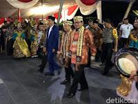Jokowi Hadiri Silaknas ICMI di Bandar Lampung