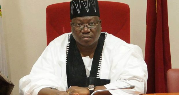 What Ahmed Lawan said after emerging Nigeria's Senate President