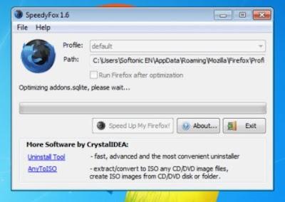 برنامج, قوى, لتسريع, متصفحات, الانترنت, وبرامج, التشغيل, وتحسين, أدائها, SpeedyFox