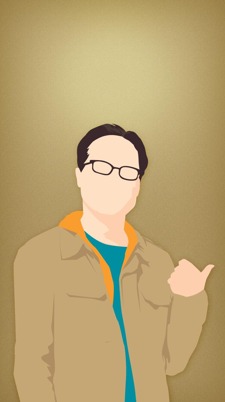 Wallpapers da semana: Especial The Big Bang Theory 9 opções 5