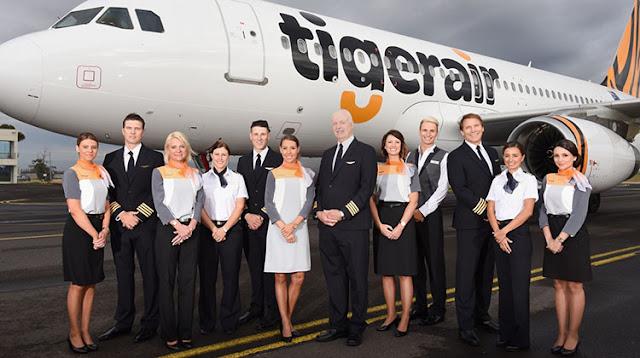 đại lý Tiger Airways Việt Nam