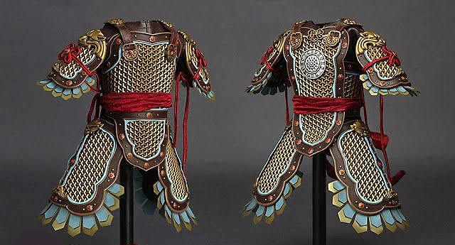 "Souzi ǐå Mountain Scale Armor ű±æ–‡é"" White dragon scale armors ml14. dragon s armory blogger"