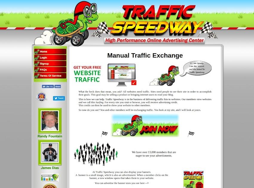 TrafficSpeedWay