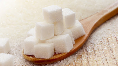 مكعبات السكر  sugar cubes