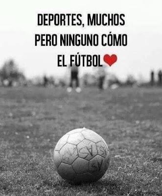 imagenes de amor futbol