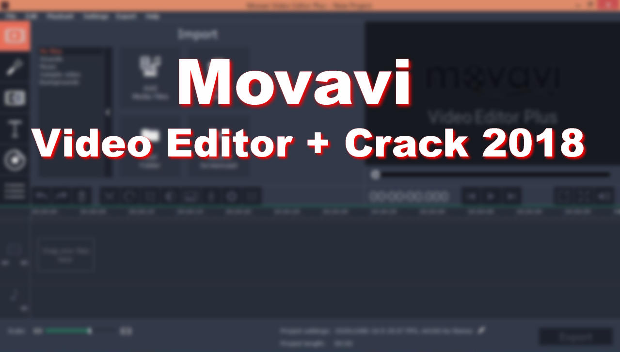 movavi video editor crack 2018