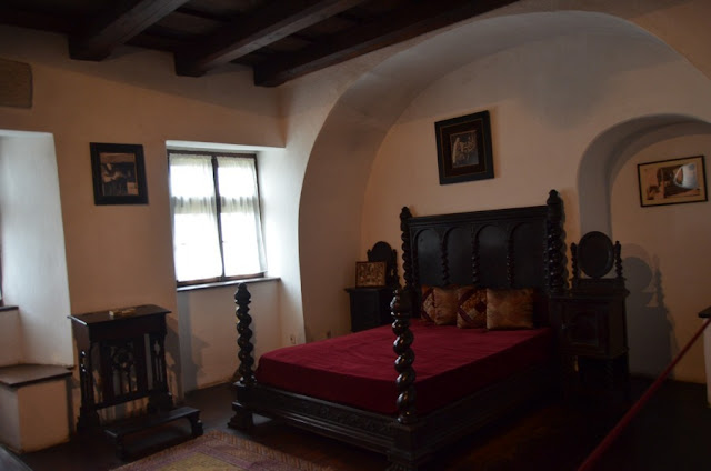 Kamar Tidur Drakula