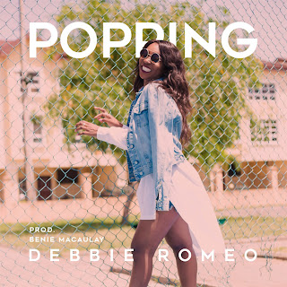 POPPING BY DEBBIE ROMEO