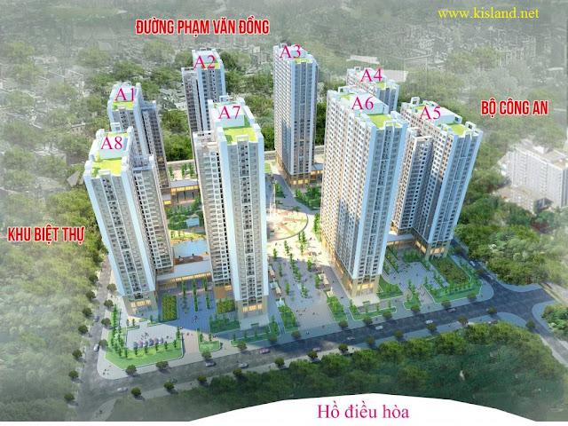 Chung cư An Bình City 234 Phạm Văn Đồng Cổ Nhuế