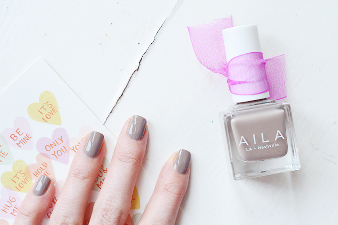 "AILA Nail Polish in ""Pfff Ugggh"""