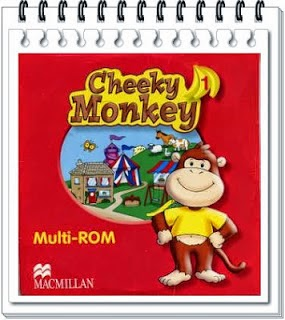 CHEECKY MONKEY 1