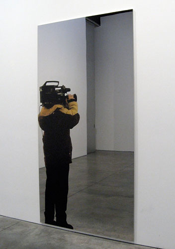 mirror will template - arte pobre