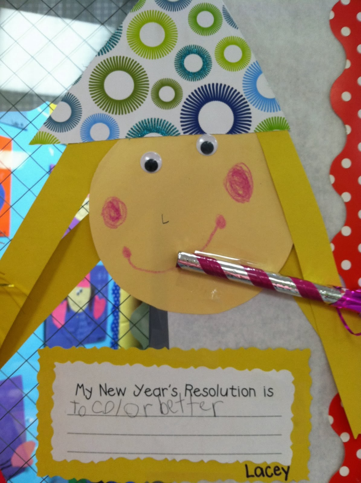 New Year S Resolutions Life In Fifth Grade