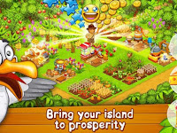 Farm Paradise: Hay Island Bay Apk v1.49 Mod (Infinite Diamonds)