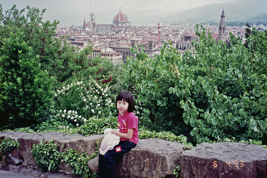 Little Girl vs. World, a 7 year old's Europe road trip throughout Brussels, Rome, Florence, Venice, Disneyland Paris, Lucerne, Bavaria, and Holland