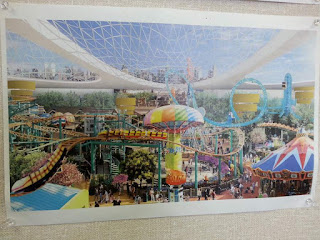 American Dream Mall Theme Park