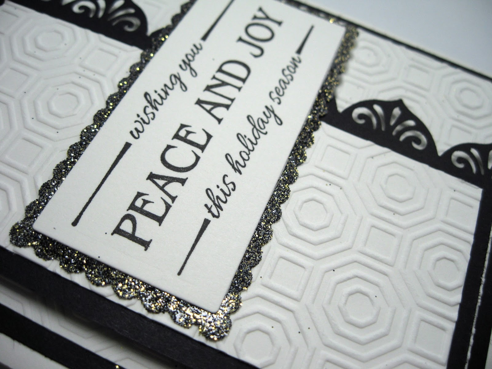 Drs Designs Rubber Stamps Peace And Joy