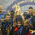 Ranking #FIFA: Francia vuelve a ser líder tras 16 años y Argentina cayó seis puestos