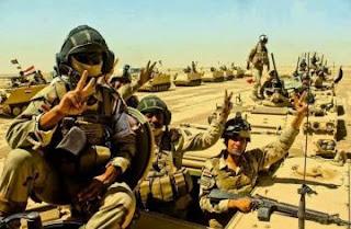 قائد القوة البرية العراقية : قضاء تلعفر اصبح الآن في قبضة القوات المسلحة العراقية