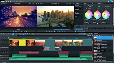 MAGIX Video Pro 2018 Free Download