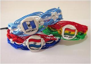 Thematic friendship bracelets