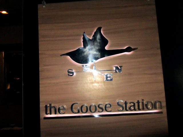 Goose Station in Bonifacio Global City, Taguig