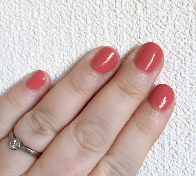 Leighton Denny Just Perfect Swatch
