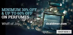 Brand Perfumes @ More than 30%