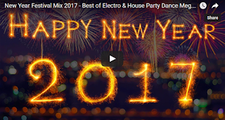 New Year Festival Mix 2017 - Best of Electro & House Party Dance Mega Mi...