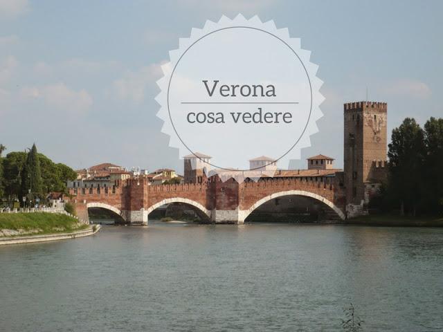Cosa vedere nella città di Verona in due giorni. Ponte scaligero