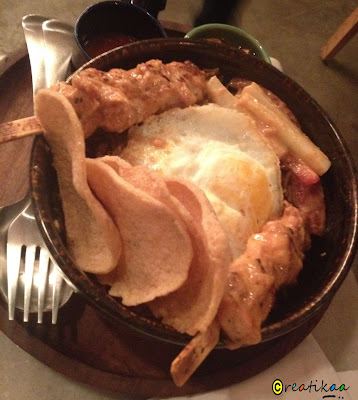 teriyaki meal bowl chicken mamagoto chennai