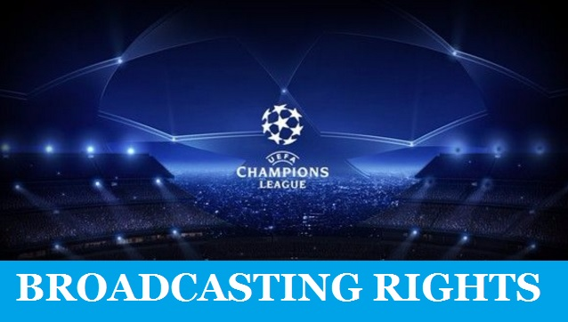 Champions League 2016/17 TV Broadcasting Channels: UEFA UCL