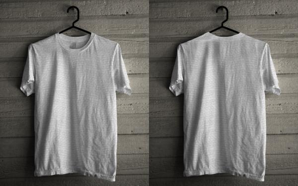 Download Kumpulan Desain MockUp T-Shirt CDR | Salamun Picassa