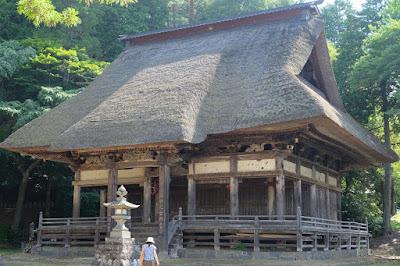 高野山真言宗 光輪寺(こうりんじ)立派な茅葺の薬師堂
