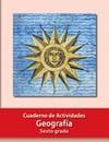 Libro de Texto Geografía de Actividades sexto grado 2019-2020