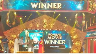 Winners List of 2nd Asianet Comedy Awards 2016