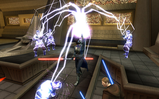 Star Wars Knights of the Old Republic 2 The Sith Lords PC Game