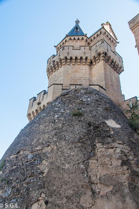 Olite en Navarra. 17 lugares para descubrir España
