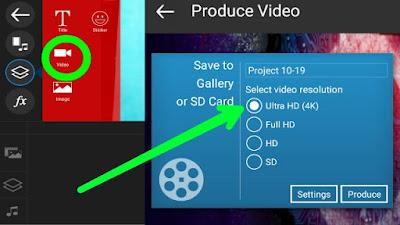 تطبيق PowerDirector Video للمونتاج و التعديل على الفيديوهات [Premium]