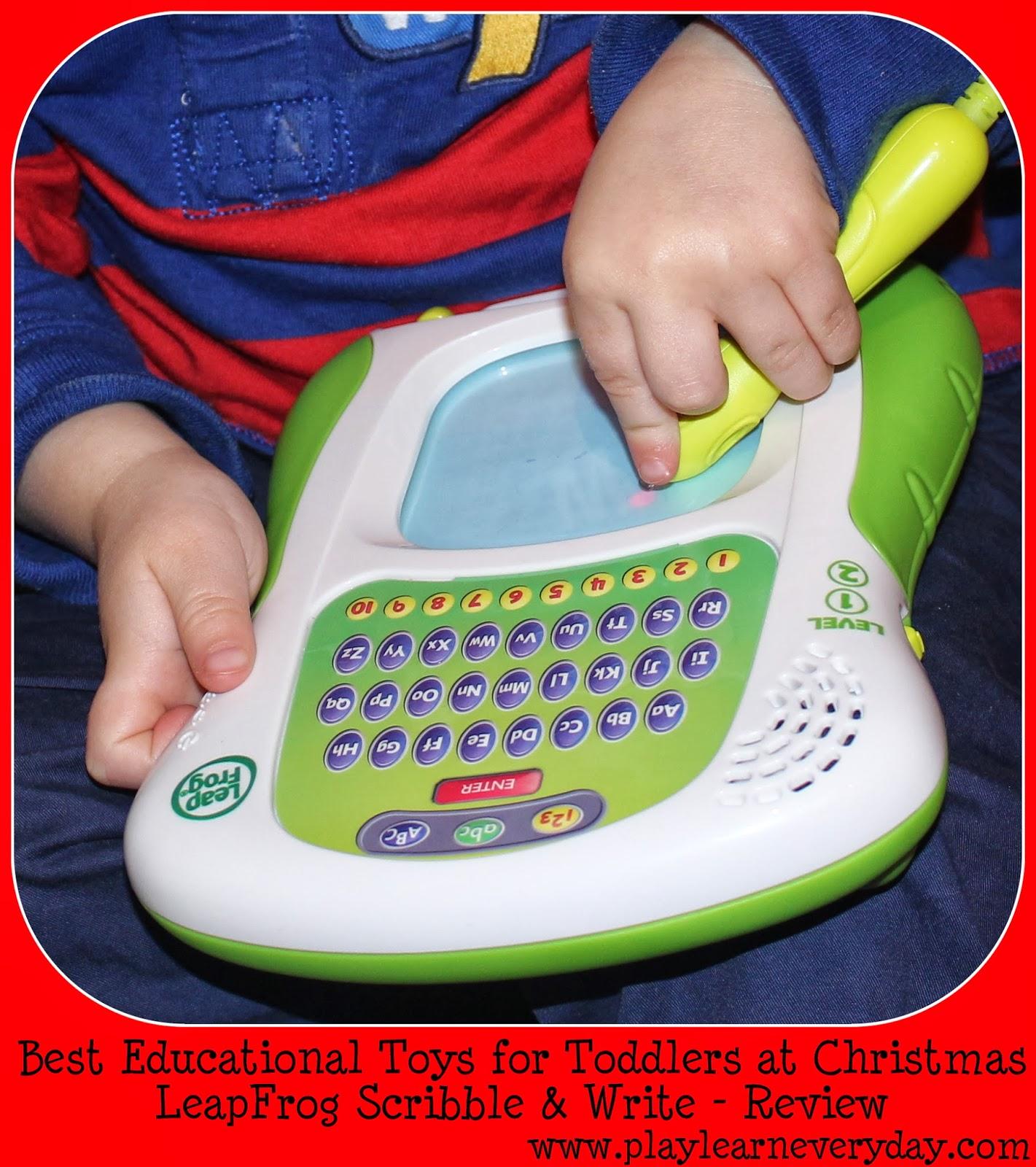 LeapFrog Scribble & Write - Educational Christmas Toy ...