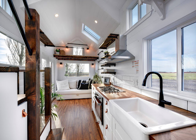 Napa Edition - Mint Tiny House Company