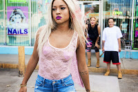 Karrueche Tran in Claws TNT Series (7)