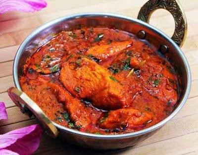 Ayam Masak Merah Versi 2