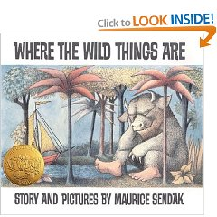 Where the Wild Things Are -- Maurice Sendak