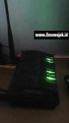 Desain Router Prolink PRN3001