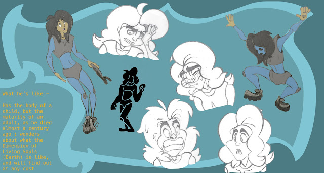 Animation Character Design Portfolio : Lcad character design for animation b